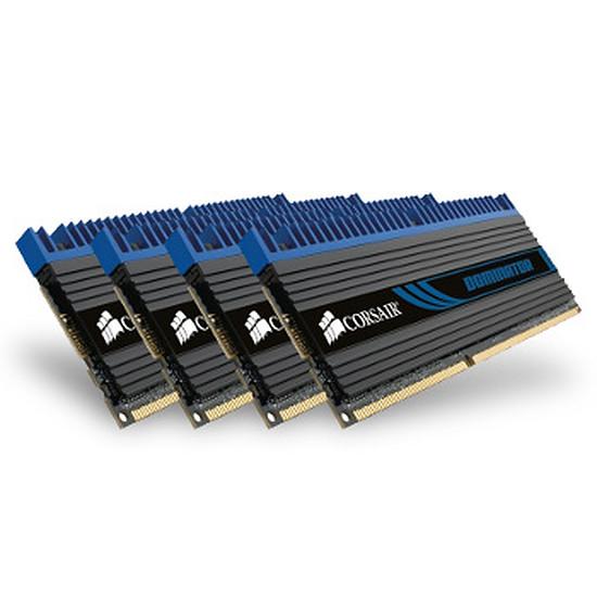 Mémoire Corsair Dominator 4 x 4 Go DDR3 PC10600 CAS 9