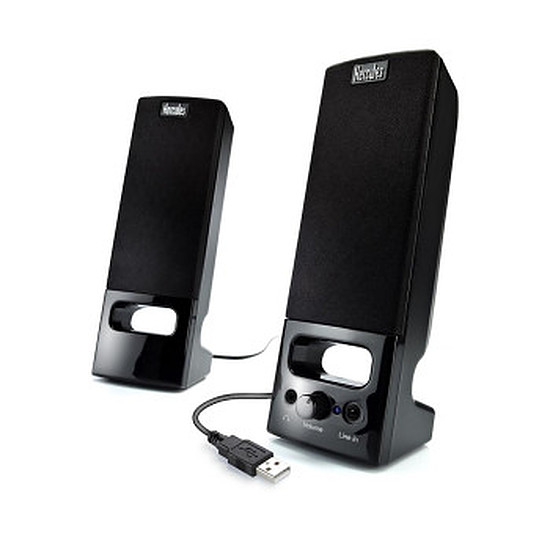Enceintes PC Hercules XPS 35 USB