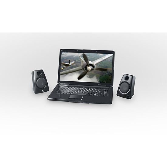 Enceintes PC Logitech Z130 - Autre vue