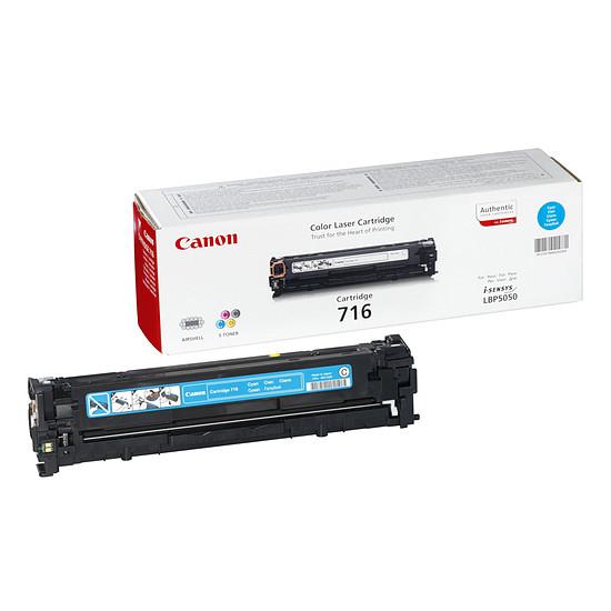 Toner imprimante Canon 716 C