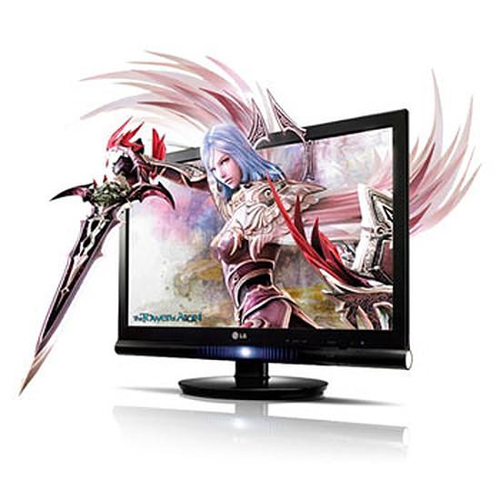 Écran PC LG W2363D-PF - 3D