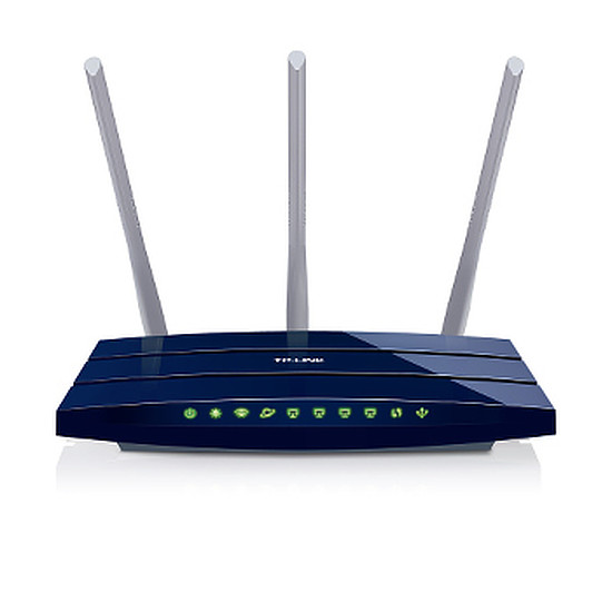 Routeur et modem TP-Link Routeur Gigabit TL-WR1043ND WiFi N Ultimate
