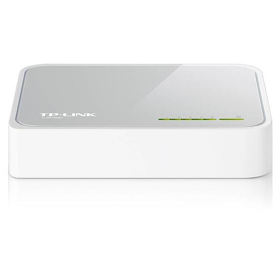 Switch et Commutateur TP-Link TL-SF1005D - Autre vue