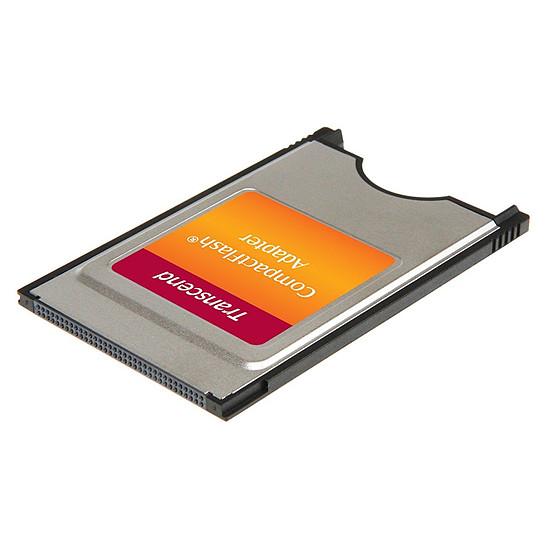 Lecteur de carte mémoire Transcend Adaptateur PCMCIA vers Compact Flash  - Autre vue