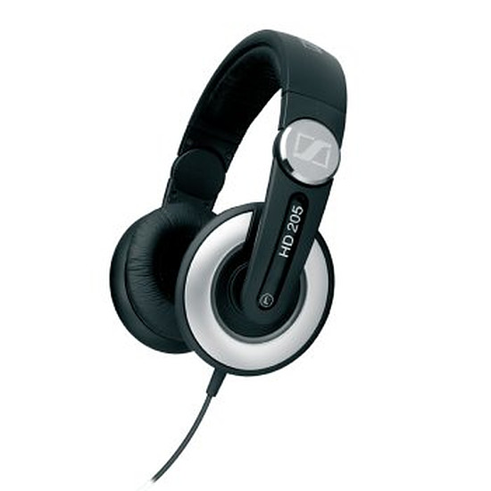 Casque Audio Sennheiser Casque audio de salon HD 205II