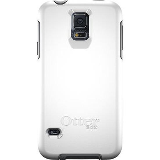 Coque et housse Otterbox Coque Symmetry - Samsung Galaxy S5 (blanc)