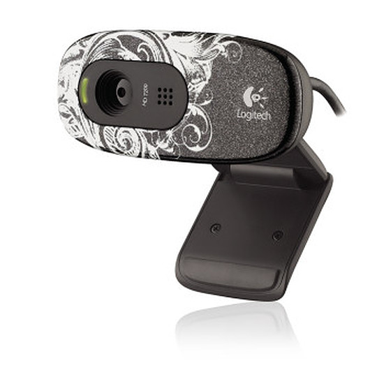Webcam Logitech C270 (dark fleur)
