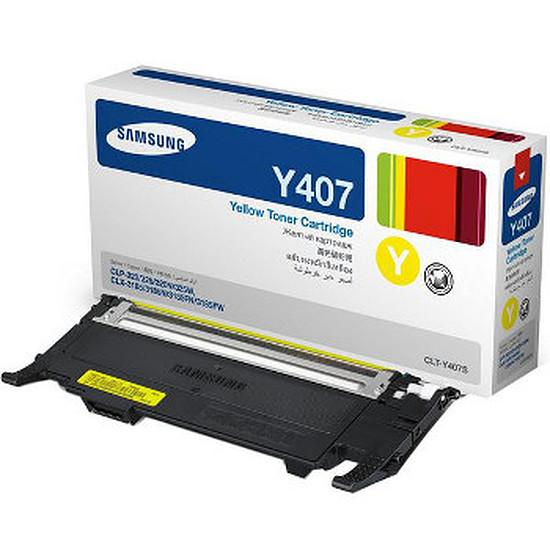 Toner imprimante Samsung CLT-Y4072S Toner Jaune