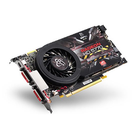 Carte graphique XFX Radeon™ HD 5770 1Go Version single slot
