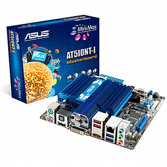 Carte mère Asus AT5IONT-I