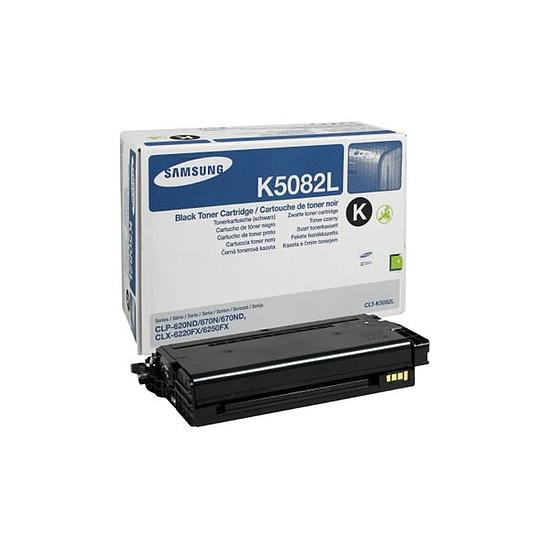 Toner imprimante Samsung CLT-K5082L Noir