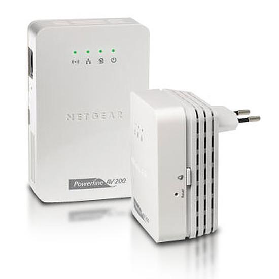 CPL Netgear Pack CPL Wi-Fi XAVNB2001 (XAV2001 + XAVN2001)