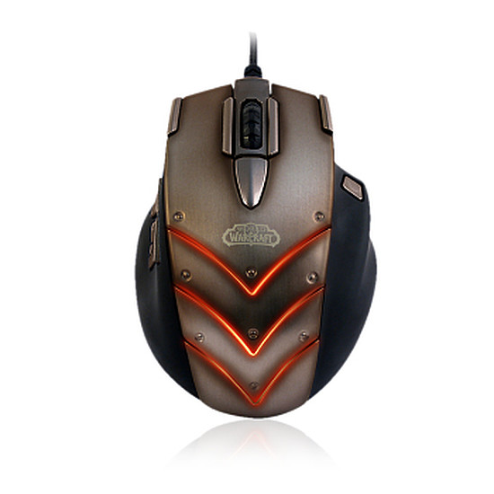 Souris PC SteelSeries Souris World of Warcraft MMO - Cataclysm