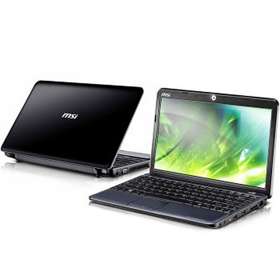 PC portable MSI Wind U200-270FR