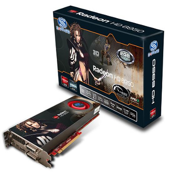 Carte graphique Sapphire Radeon HD 6950 2Go