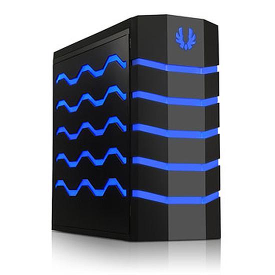 Boîtier PC BitFenix Colossus - Noir (LED Rouge / Bleu)