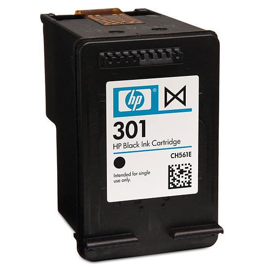Cartouche imprimante HP Cartouche d'encre n°301 (CH561EE) - Noir