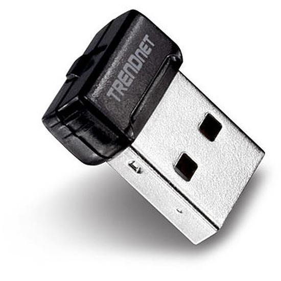 Carte réseau TrendNet TEW-648UBM - Micro clé USB WiFi N150