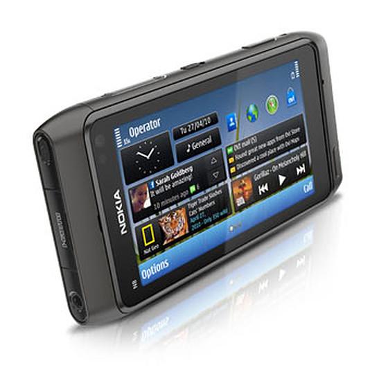 Smartphone et téléphone mobile Nokia N8 (noir)