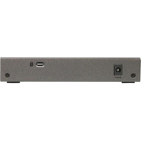 Switch et Commutateur Netgear GS108E v3 - Autre vue