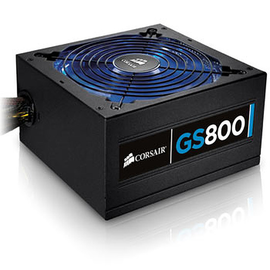 Alimentation PC Corsair GS800 - Gaming Series 800W