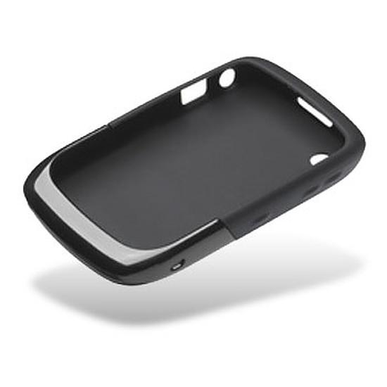 Coque et housse BlackBerry Coque Premium skin pour BlackBerry Curve (noir)