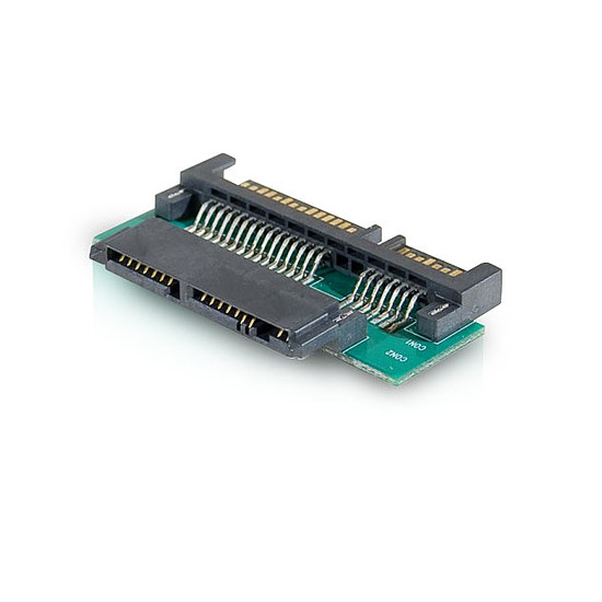Serial ATA  Adaptateur SATA / micro SATA (SSD) - Autre vue