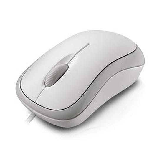Souris PC Microsoft Ready Mouse - Blanc