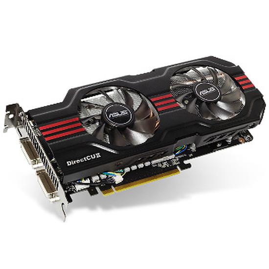 Carte graphique Asus ENGTX560 Ti DCII/2DI/1GD (GeForce GTX 560 Ti 1 Go)