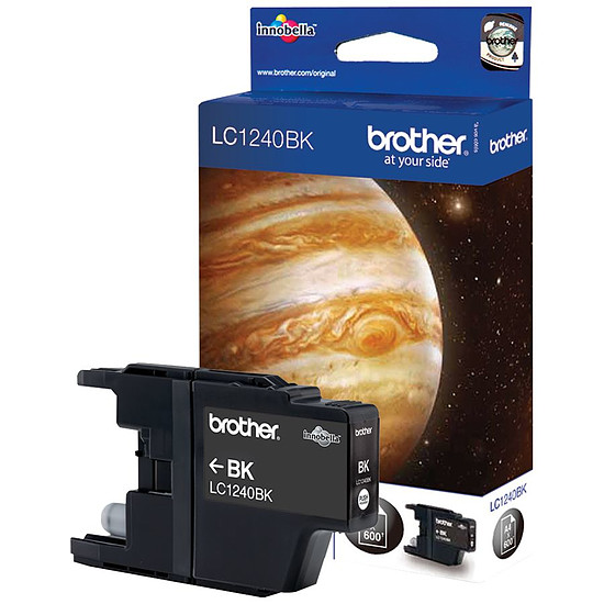 Cartouche imprimante Brother LC1240BK Noir