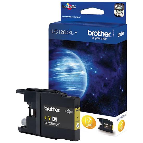Cartouche imprimante Brother LC1280XL-Y