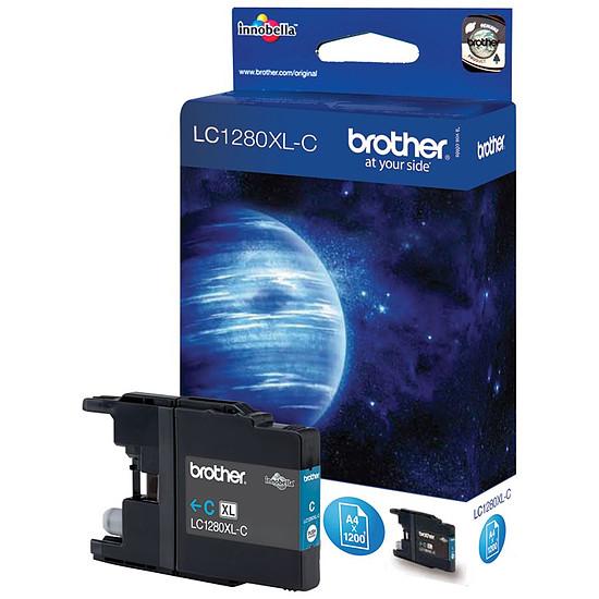 Cartouche imprimante Brother LC1280XL-C