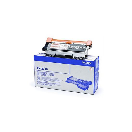 Toner imprimante Brother TN-2210 Noir standard
