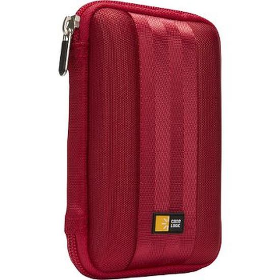 """Disque dur externe Caselogic Housse rouge pour disque dur externe 2,5"""" QHDC101"""