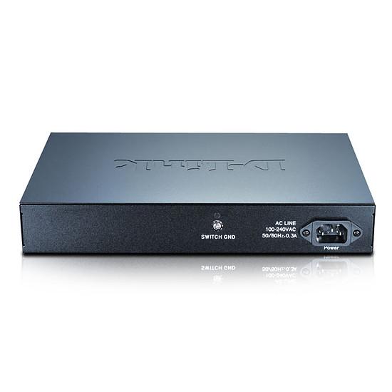 Switch et Commutateur D-Link DGS-1100-16 - Autre vue