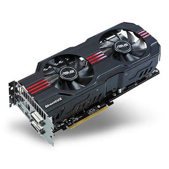 Carte graphique Asus ENGTX580 DCII/2DIS/1536MD5 (GeForce GTX580 1,5 Go)