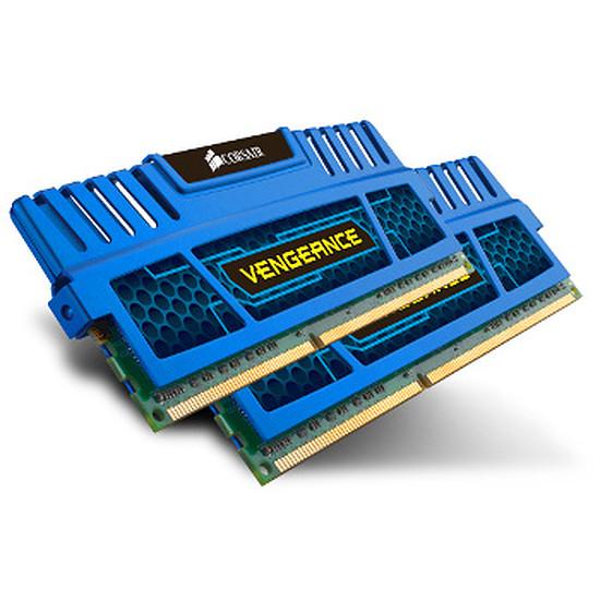 Mémoire Corsair VENGEANCE BLUE DDR3 2 x 4 Go 1600 MHz CAS 9