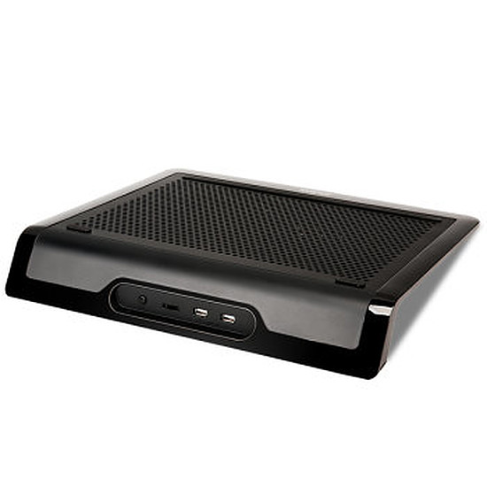 Refroidisseur PC portable Zalman Support ventilé NoteBook Cooler ZM-NC3000S (noir)