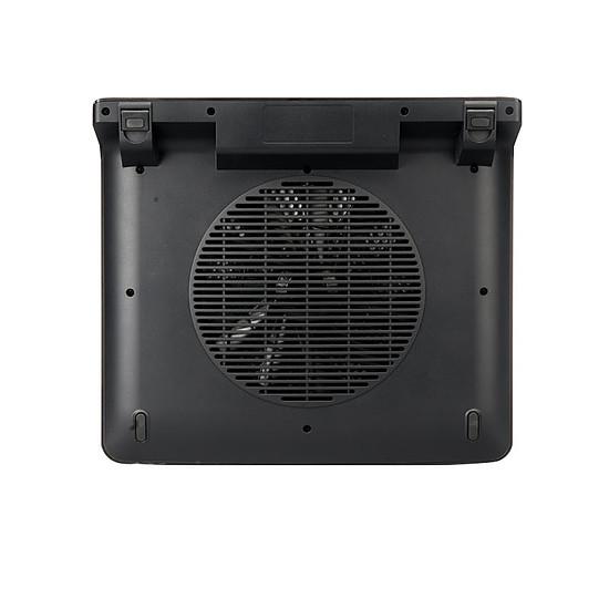 Refroidisseur PC portable Zalman Support ventilé NoteBook Cooler ZM-NC3000U (noir) - Autre vue