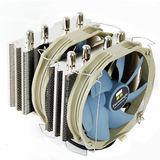 Refroidissement processeur Thermalright Silver Arrow