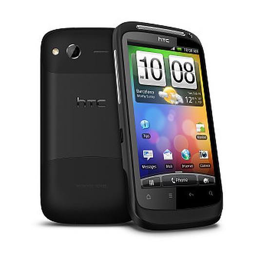 Smartphone et téléphone mobile HTC Desire S