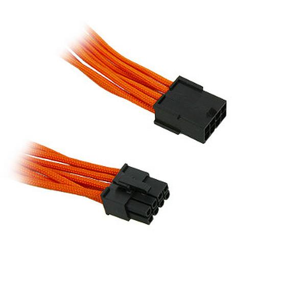 Alimentation BitFenix Alchemy Rallonge Orange PCI-E 8 broches