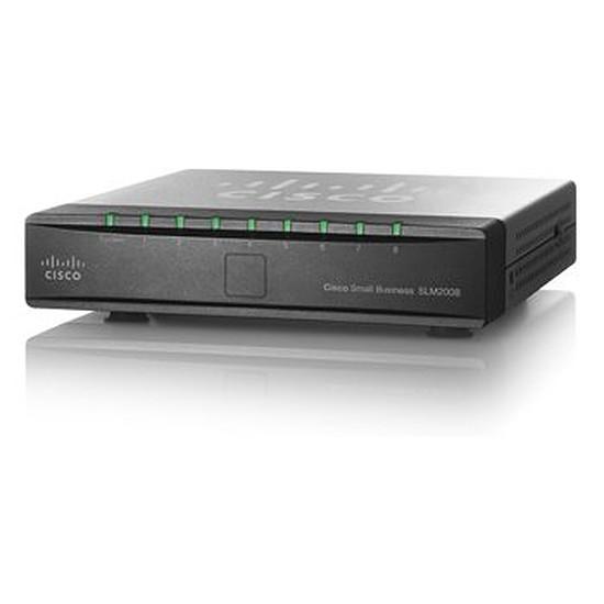 Switch et Commutateur Cisco SG200-08