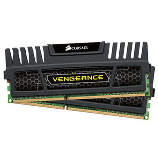 Mémoire Corsair VENGEANCE 2 x 2 Go DDR3 2000 MHz CAS 10