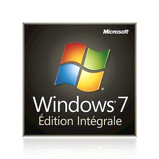 Windows Microsoft Windows 7 Integral 64 bits SP1 (oem)
