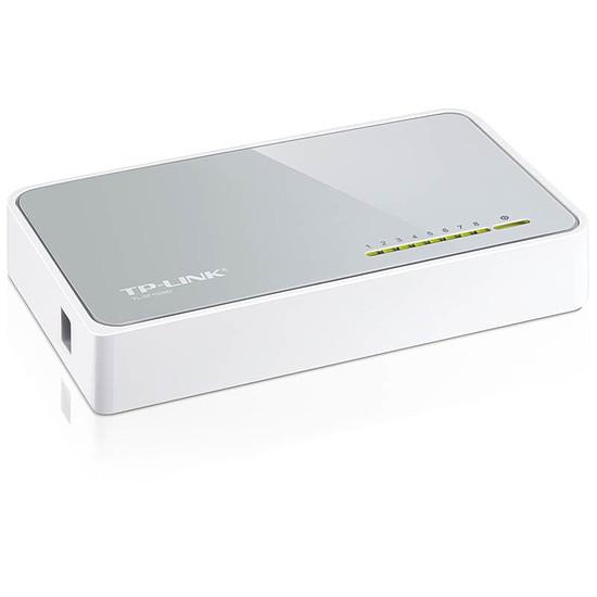 Switch et Commutateur TP-Link TL-SF1008D - Autre vue