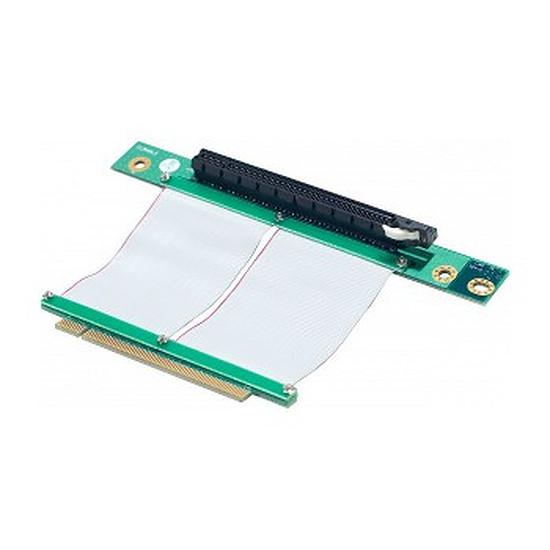 Vis et fixation Riser PCI-E 16X avec nappe de renvoi - 60mm