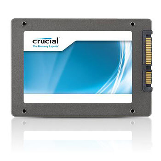 Disque SSD Crucial M4 128 Go SATA Revision 3.0