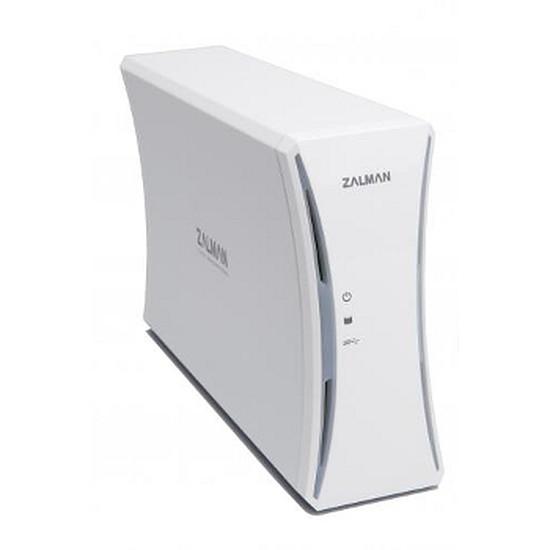 Boîtier pour disque dur Zalman ZM-HE350 - USB 3.0 / e-SATA