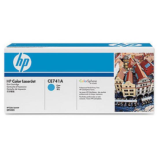 Toner HP CE741A